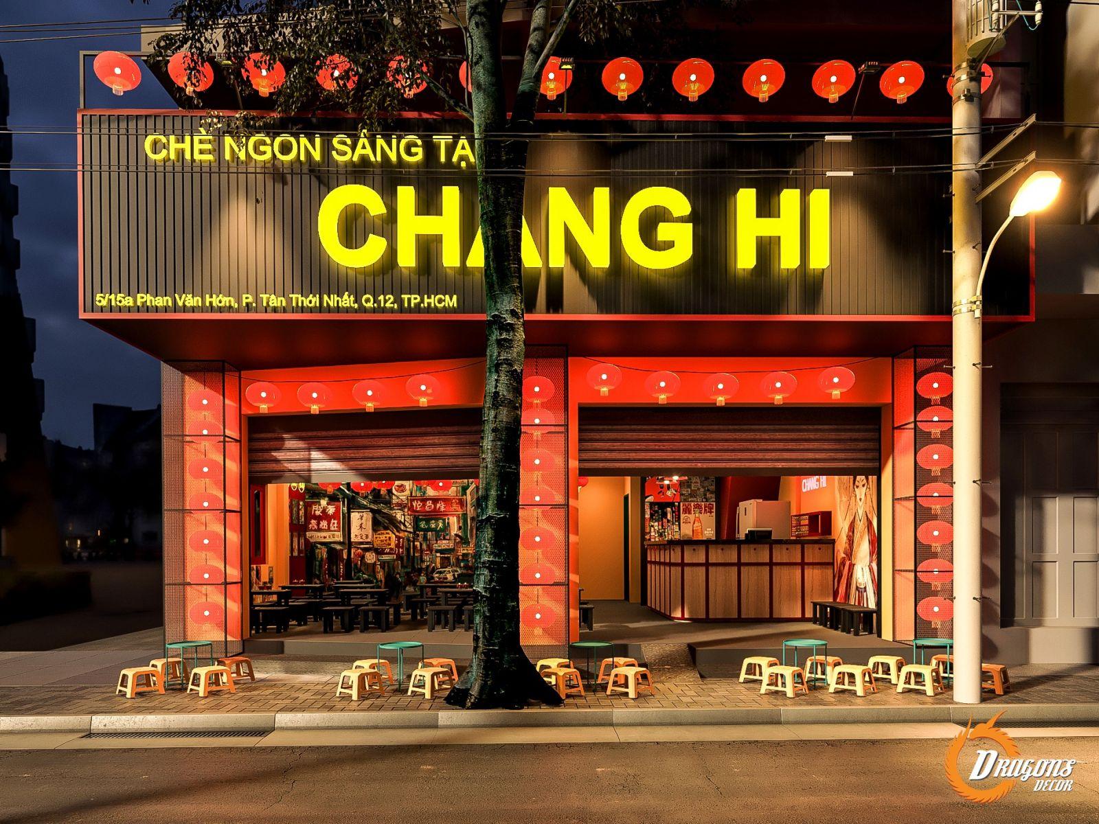 TIỆM CHÈ CHANG HI - QUẬN 12